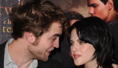 Robert Pattinson & Kristen Stewart have a sparkly Baton Rouge love shack
