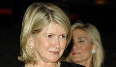 The British ban Martha Stewart