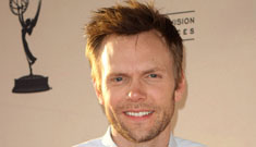 Joel McHale swills scotch and mocks Hoda and Kathy Lee on The Today Show