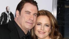 John Travolta announces name for his soon-to-be-born son