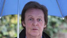 Paul McCartney urges people to go meat free on Mondays