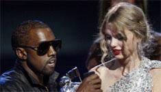 Kanye West calls interrupting Taylor Swift at the VMAs 'selfless'