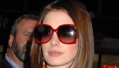 Anne Hathaway's ex arrested on fraud and money laundering charges