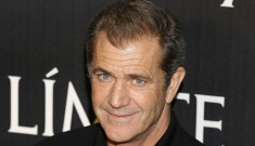 Mel Gibson was getting Jacuzzi BJs from four other women, says Oksana