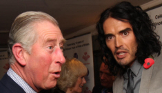 Russell Brand wants Prince Charles' organic muffin