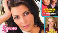 Kim Kardashian scored a People Magazine cover: why? (Update: OK! cover too)
