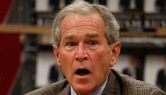 "George Bush on Kanye West: ""I'm not a hater"""
