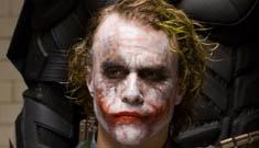 Heath Ledger Oscar buzz begins