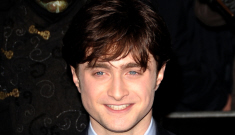 """Daniel Radcliffe on Sparkles rivalry: """"We are striking a   blow for the paler man"""""""