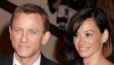 Daniel Craig & Satsuki   Mitchell are over, but was it because of Rachel Weisz?