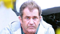 Mel Gibson admits that he slapped Oksana, but says he didn't punch her