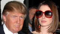 Donald Trump lashes out at Anne Hathaway for dumping boyfriend