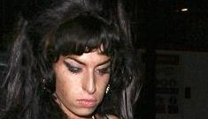 Man assaulted by Amy Winehouse says he won't file charges