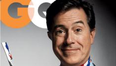 Jeff Bridges, Stephen Colbert & James Franco named as GQ's Men of the Year