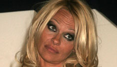 """Pamela Anderson calls Jessica Simpson """"a bitch and a whore"""""""