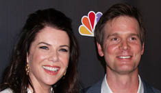 Peter Krause on his relationship with Lauren Graham: 'she's fantastic'