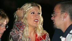 """Tori Spelling gets free porn for Life"" Links"
