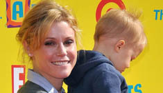 "Julie Bowen: ""I gave my husband a vasectomy with a rusty fork"""