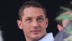 Tom Hardy's fiancée is jealous of his chemistry with Reese Witherspoon