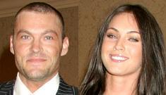 """Megan Fox dumps Brian Austin Green"" links"
