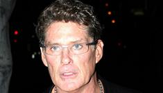 David Hasselhoff starts his own social networking site
