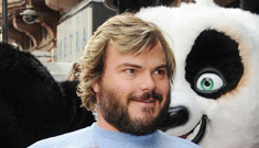Jack Black's heroin experiment and eventual new album