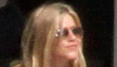 Jennifer Aniston dons black bikini, bends over for the paparazzi