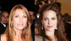 Jane Seymour tells Angelina Jolie to put on some weight