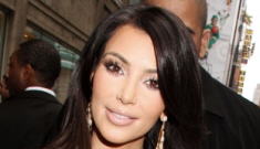 Kim Kardashian & Gabriel Aubry spent Thanksgiving together
