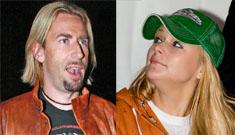 Miranda Lambert threw a drink in Nickelback singer Chad Kroeger's face