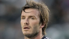 Radar: David Beckham has screwed around on Posh many, many times