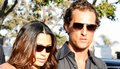 Matthew McConaughey gets $3 million for first photos of baby Levi