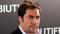 Javier Bardem's smoldering rawness is just what the doctor ordered