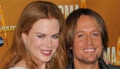 Keith Urban and Nicole  Kidman on Oprah: too sappy  or just sweet?