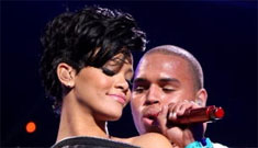 Chris Brown and Rihanna tell fans to stop talking about  2009 attack