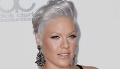Pink wants to name her maybe-son after whiskey