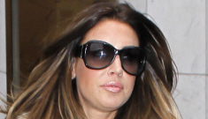 Rachel Uchitel wants us to know that she is not a cartoon prostitute