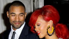 """Is Matt Kemp already creeping out on Rihanna?"" links"