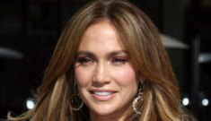 Jennifer Lopez's Gucci-clad tatas for charity: cute or inappropriate?