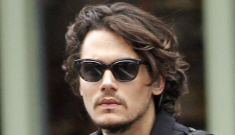 John Mayer's douche-stache: tragically uncool or just perfect?