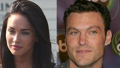 Brian Austin Green says he and Megan Fox are still together