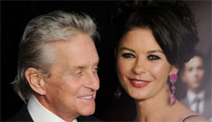 Michael Douglas' prognosis is good and he's preparing to play Liberace
