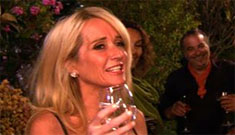 Real Housewives of Beverly Hills recap: Kim is a needy lush, Taylor's marriage is crap