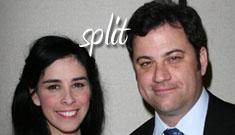 Jimmy Kimmel's rep confirms split with Sarah Silverman