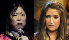 Bristol Palin responds to Margaret Cho with a wisecrack about lesbians