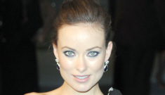 Olivia Wilde in Armani at the 'Tron: Legacy' premiere: dumpy or fabulous?