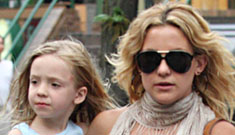 Kate Hudson's son Ryder wants to cut his hair