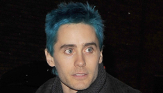 Jared Leto, 39, has no plans to settle down and stop wearing dresses