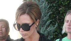 "Victoria Beckham thinks she looks ""ordinary"""