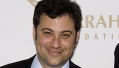 Jimmy Kimmel may have a new girlfriend already
